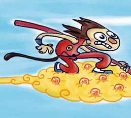 Goku by Ixodoidea