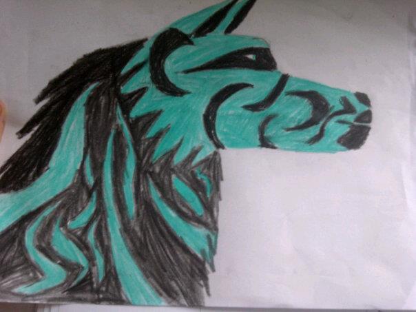 wolf by MeganSambuca