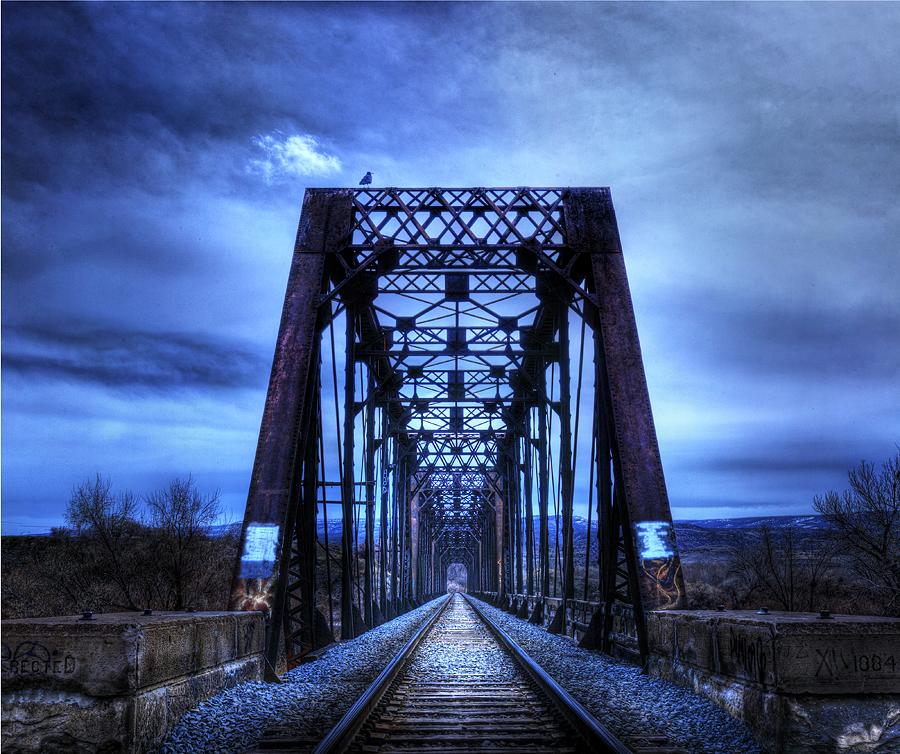hdr old bridge and - photo #36