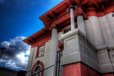 Old Elks Lodge by Torqie