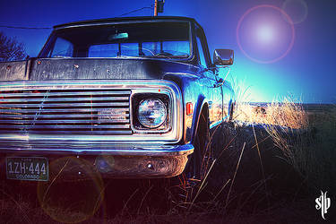 Old Truck by Torqie
