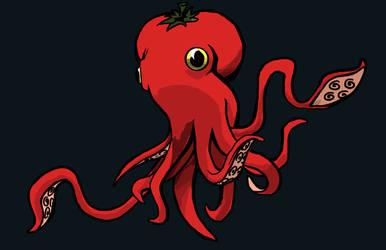 Tomato Squid!