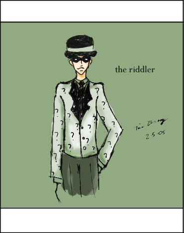the riddler by gorotsuki