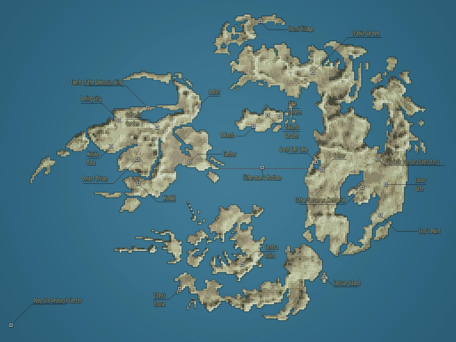Ffviii World Map Darartesphb