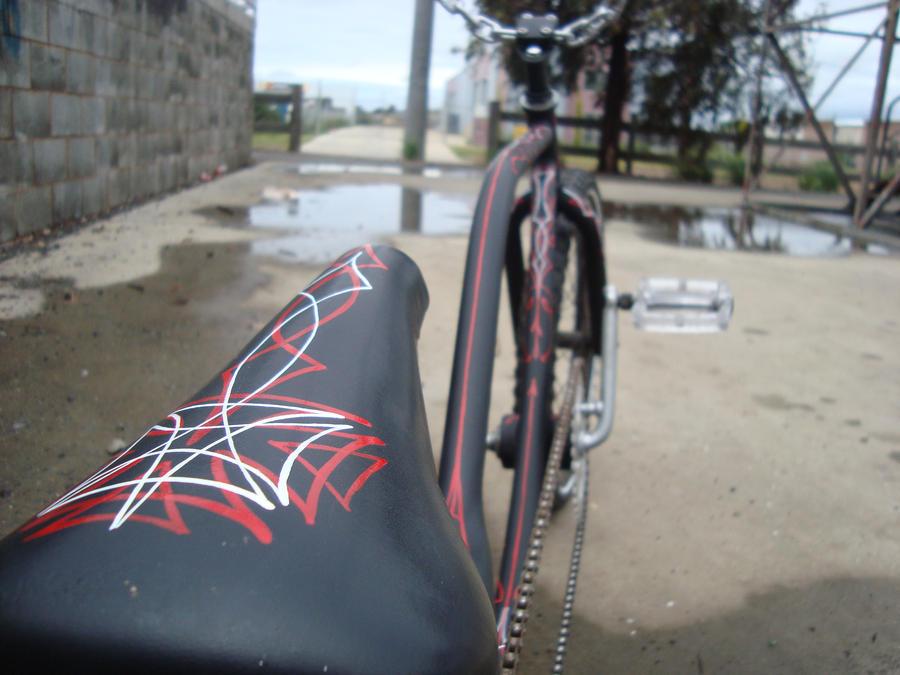 lowrider bike 5 by micsairbrush on DeviantArt