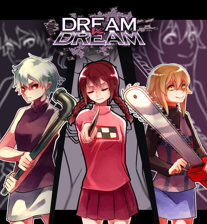 Dream vs Dream Promo Art??? by picopuri