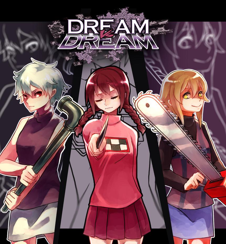 Dream vs Dream Promo Art??? by picopuri