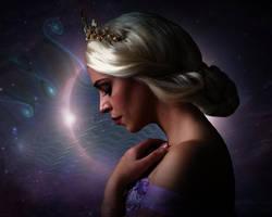 Princess Osanne by CrumblingLand