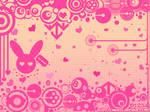 Magical pink circles