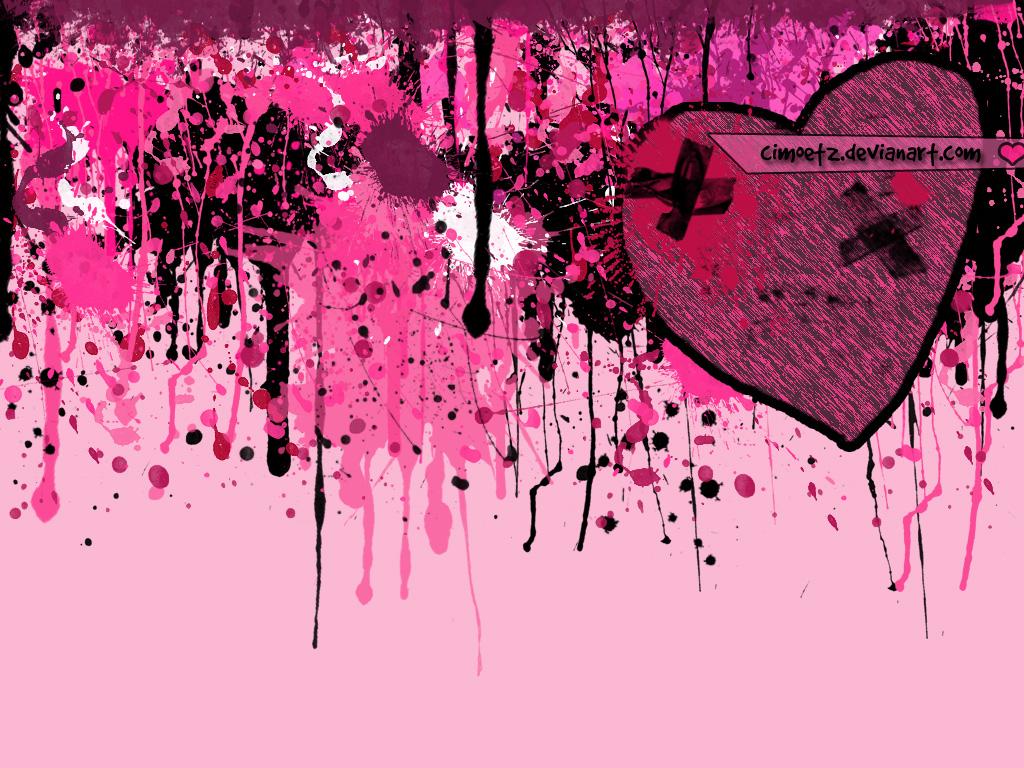 Shattered heart by Cimoetz