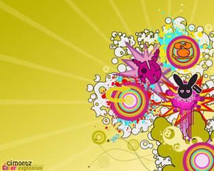 Color eXplosion by Cimoetz