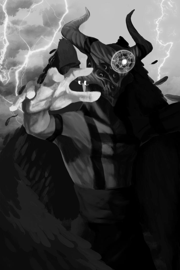 The summmoner by Antilef