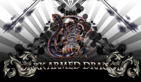 Dark Armed Dragon Yugioh Mat by RomeroWorks on DeviantArt