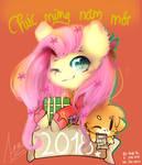 Happy Lunar New year !
