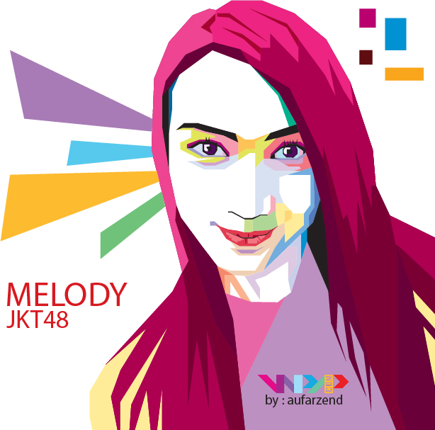 Melodi JKT48 on WPAP