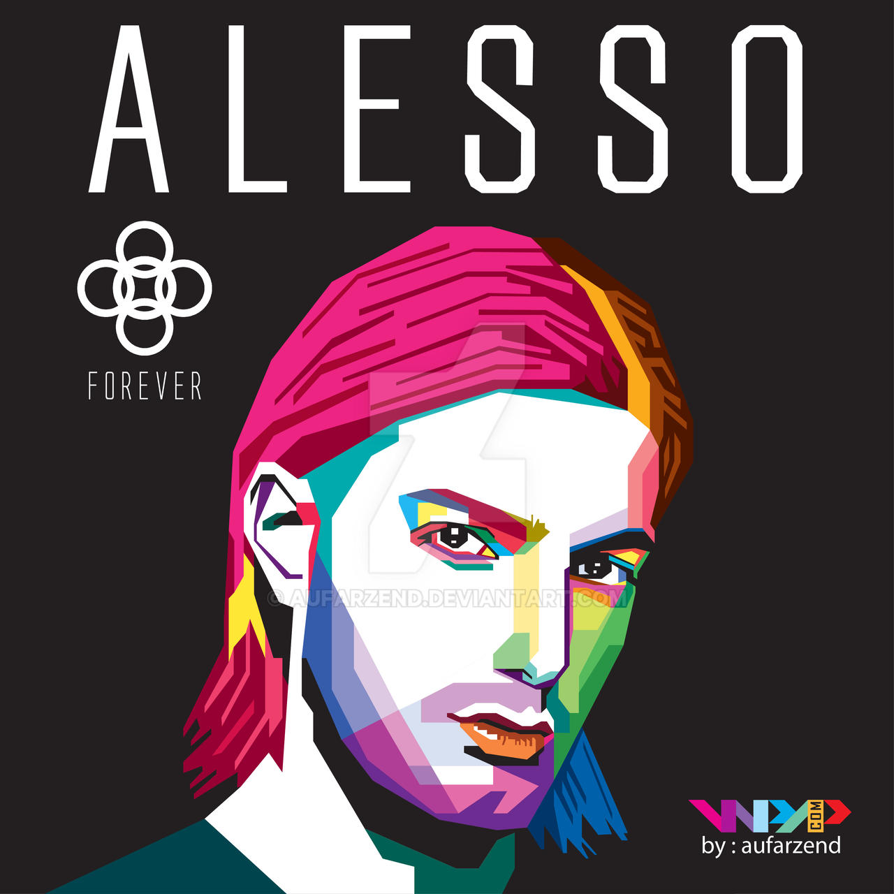 Alesso on WPAP