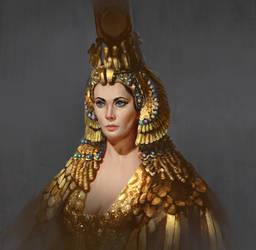 049_03 - from movie Cleopatra by NickProkoArt
