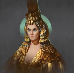 049_03 from movie Cleopatra (alternative version) by NickProkoArt