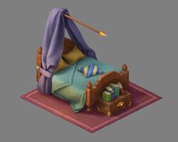 053_01 - isometric bed