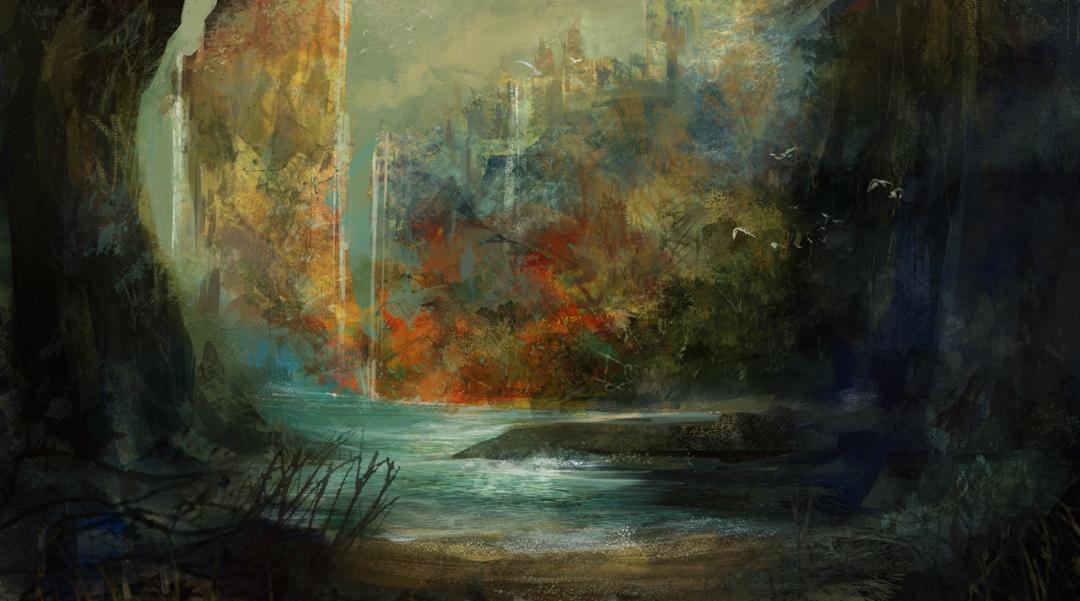 Landscape by Koily