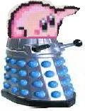 Dalek Kirby by reaver570