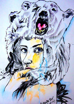 Arctic tears. Courtesy: Fresh doodle