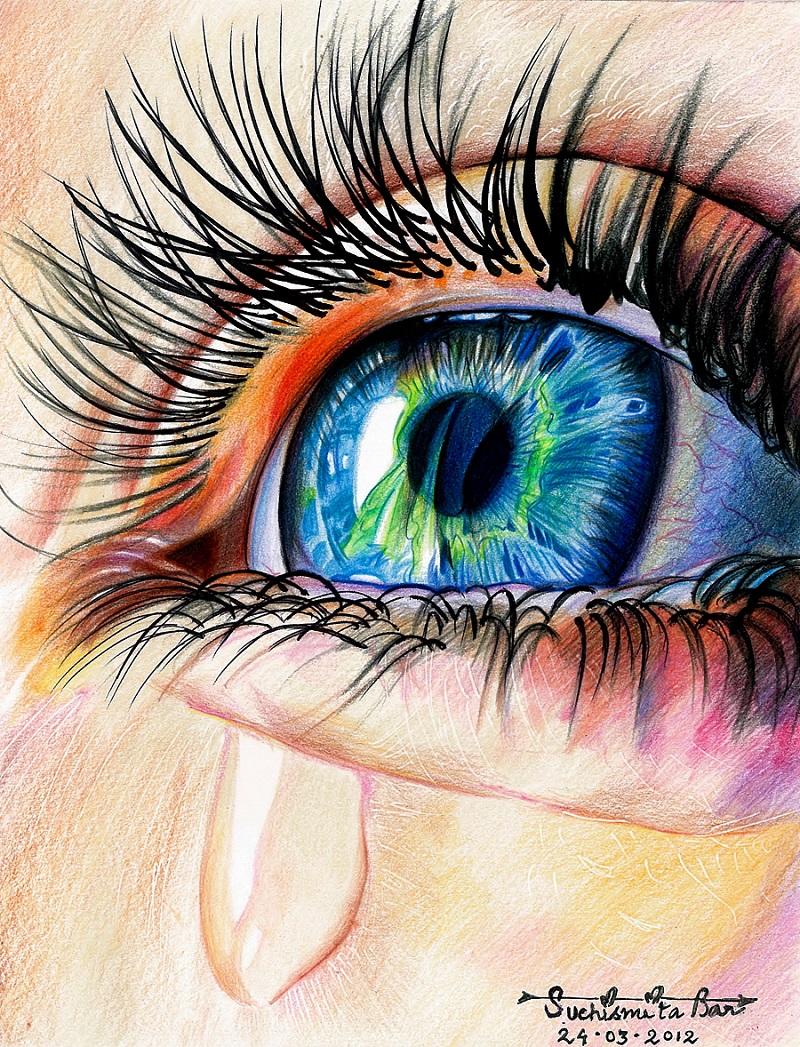 Vivid vision by Jenny-artascending on DeviantArt