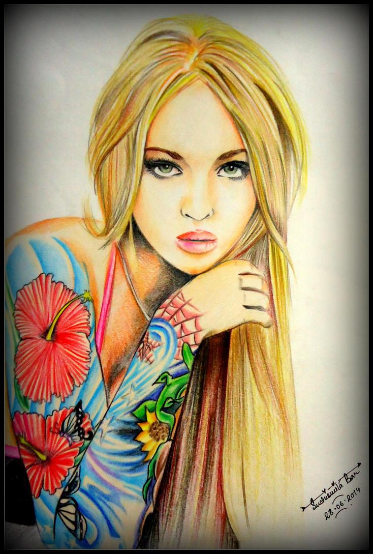 MEGAN DANIELS_Practice art by Jenny-artascending