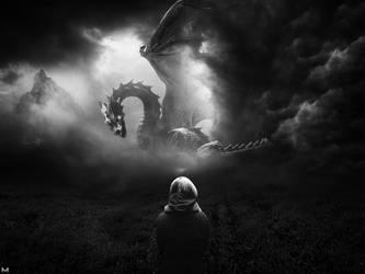 black Dragon2 by mostafa239
