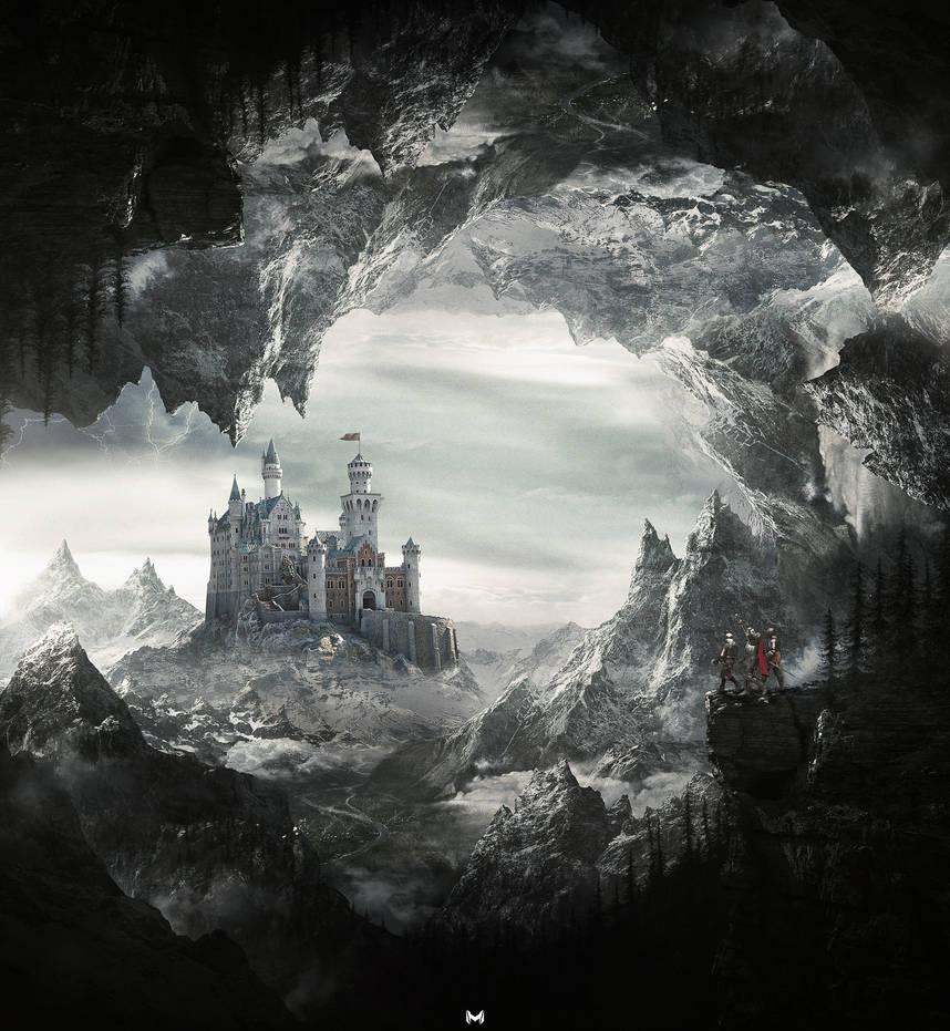 Castle by mostafa239