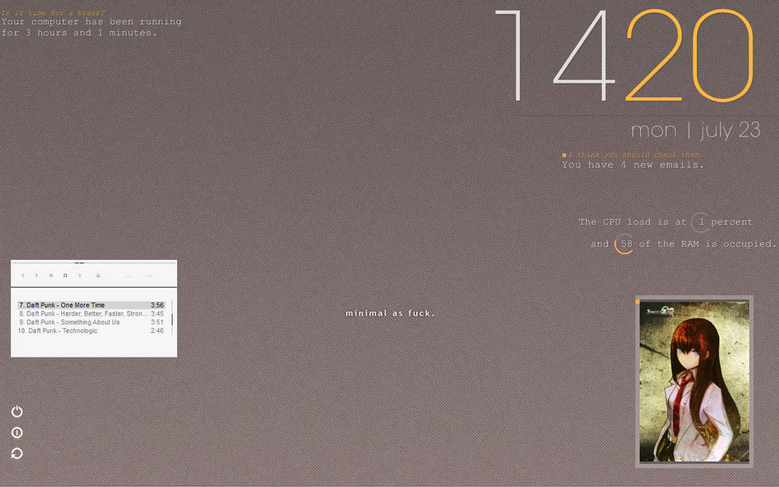 Windows Minimal by jmmgrimmjow