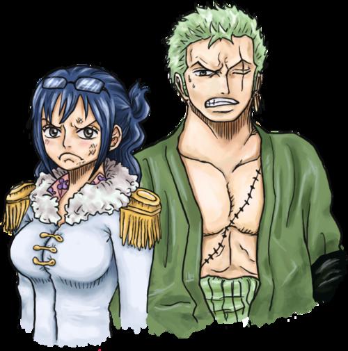 Zoro And Tashigi Tashigi Zoro by avasan...