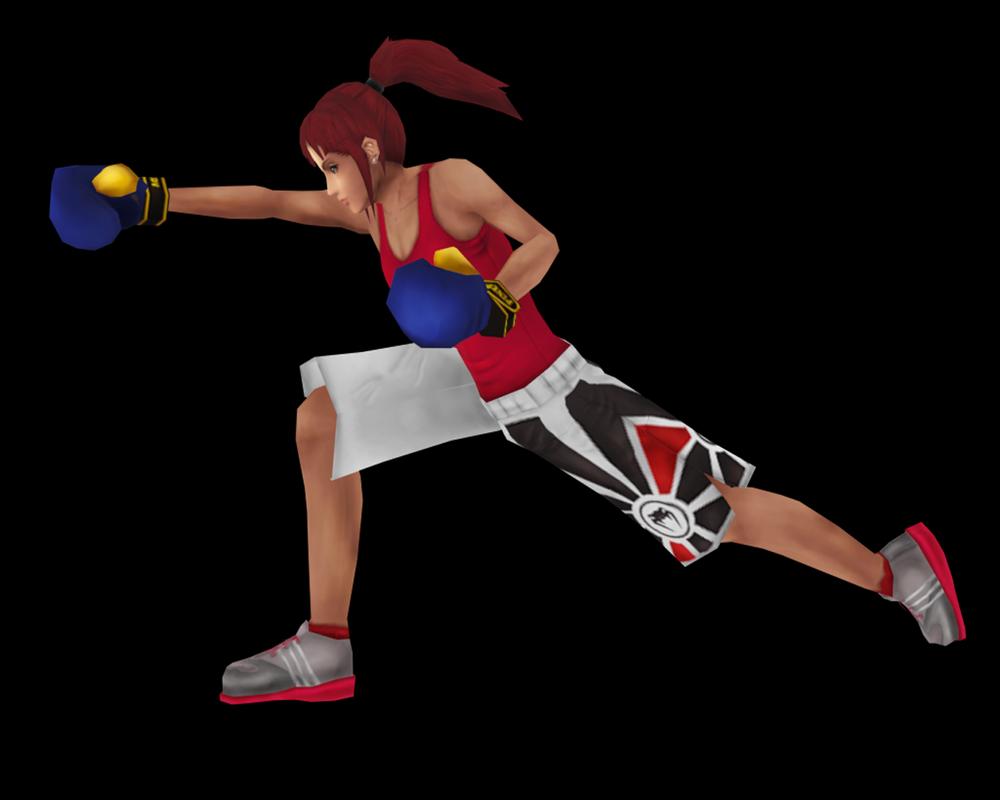 Pineda: Spanish champion of karate. by 2PlayerWins