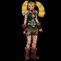 Chrono Cross HD: Orlha, the gladiatrix barkeep. by 2PlayerWins