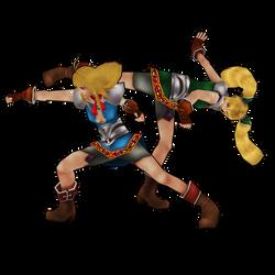 Chrono Cross HD: Orlha and Tia, Sisterhoods. by 2PlayerWins