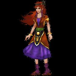 Chrono Cross HD: Leena, sweet country girl. by 2PlayerWins
