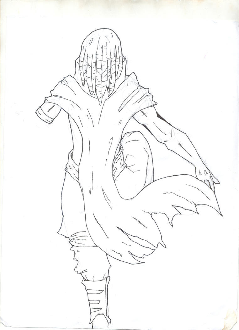 Cy sketch by deshune