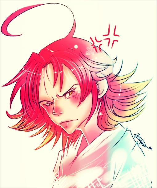 Akira Kogami :Lucky Star: by Bippie