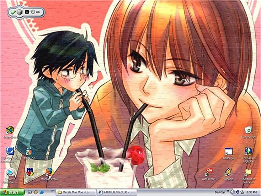 PoT Desktop. xD by mitsuko0821