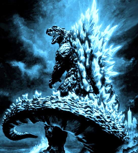 Godzilla by romanov302