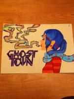 Ghost Town by purplecherrys