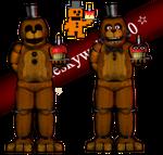 Cakebear by aleskywalker20