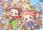 Thank you The Avengers! by Azumi-Atobelica