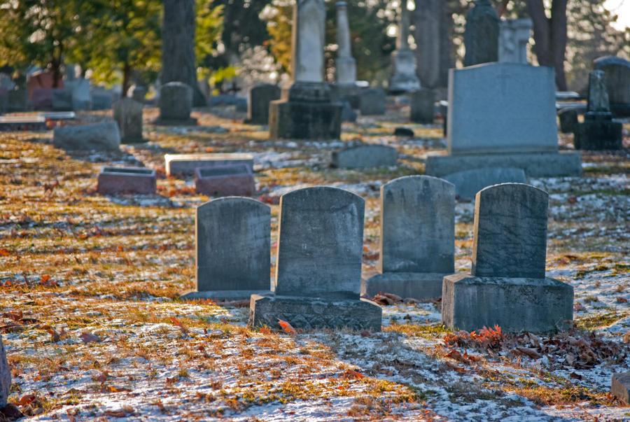 Cemetery Stock Winter 001