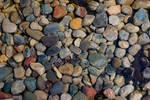 Wet Rocks Texture Stock