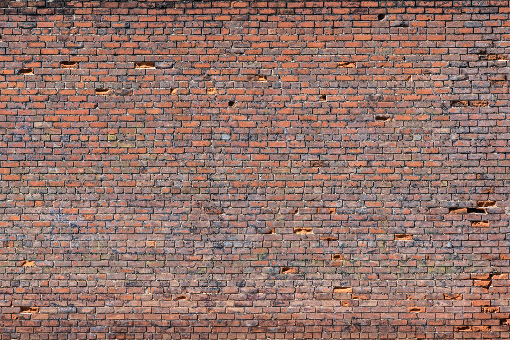 H. Jang Brick Wall Texture Stock