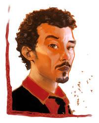 Autoportrait by pierrepailhe