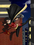 Young Justice - Robin The Flying Grayson