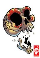 SUGAR SKULL by SetxuDesigns