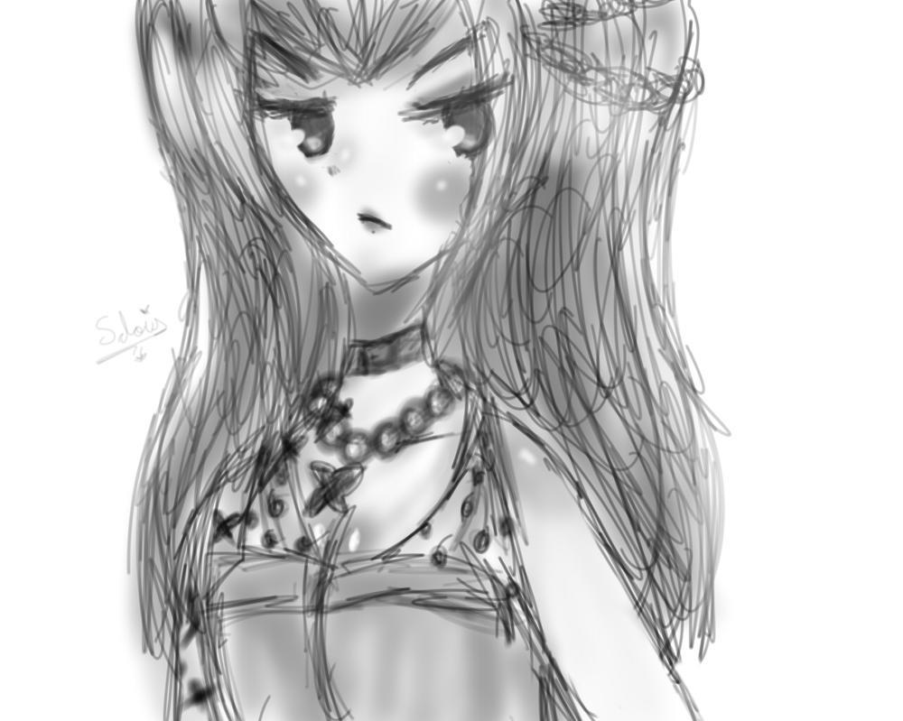 Debrah Sketch by SdoisChan